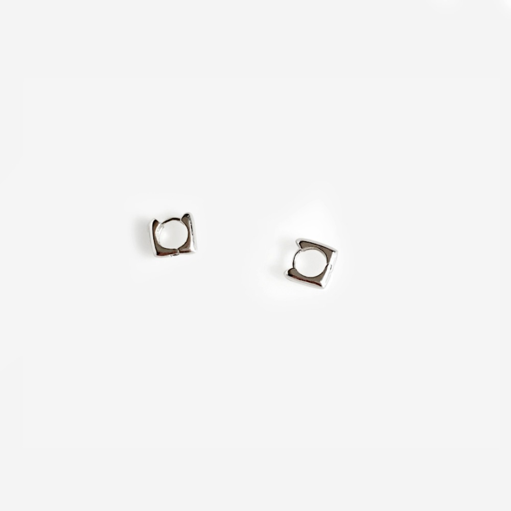 SOFT SQUARE Earring